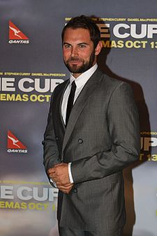 Australian actor Daniel MacPherson at the Sydn...