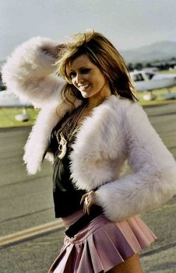 Holly Valance Airport