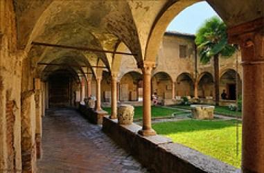 Verona : Convent San Girolamo
