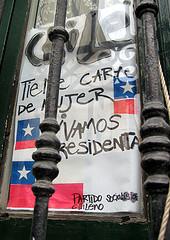 Chile tiene cara de mujer