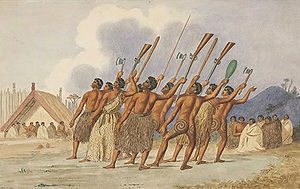 War dance, New Zealand