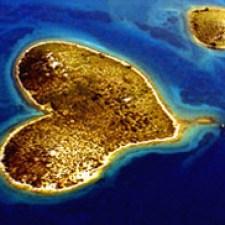 English: (also called Island of Love), Croatia