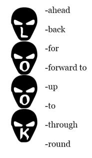 Look-Phrasal Verbs
