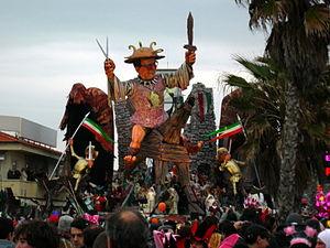 Viareggio Carnival 2007