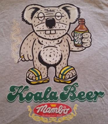 Mambo- Koala Beer
