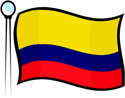 Colombian Flag- Street Talk Savvy- Colombian Slang