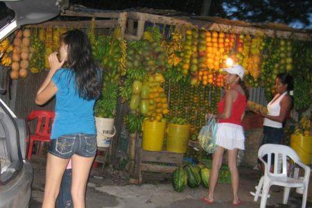 Fruit Vendors in the Llanos- Street Talk Savvy- Colombian Slang