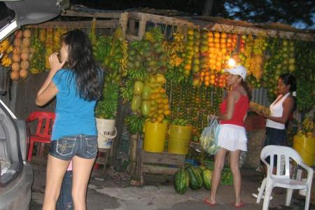 Fruit Vendors in the Llanos- Street Talk Savvy- Colombian Slang