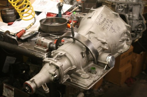 small resolution of the 4l60e transmission is a worthy unit capable of withstanding the tortures of