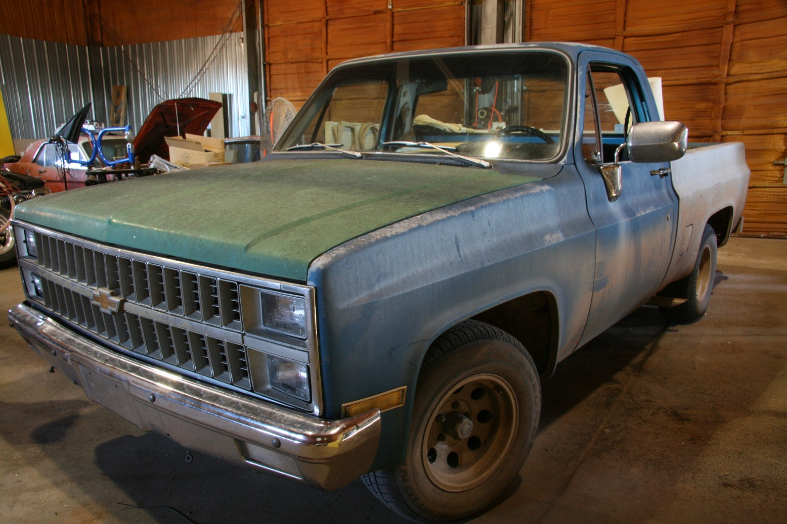 hight resolution of how to install weatherstripping on a square body c10