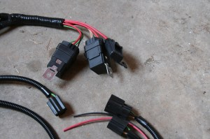 17.The wiring is really simple using the Painless Performance kit. It consists of pre-terminated wires and plugs. It is a plug and play operation for most cars and trucks.