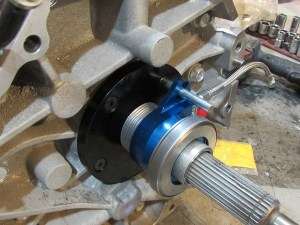 Hydraulic throwout bearings last much linger than regular, but they require special set up.