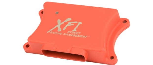 The FAST® XFI Street™ Engine Management System is a laptop-tunable ECU based on EZEFI® hardware, with additional learning capability
