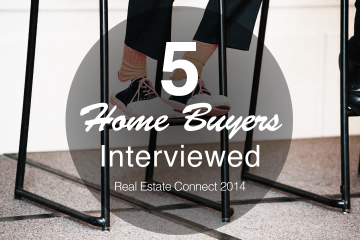 5 Home Buyers Interviewed at San Francisco Real Estate Connect