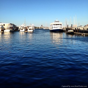 boston harbor - streettrotter
