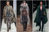 FALL 2015: Long SHAWLS & SCARVES in trend for Men ...