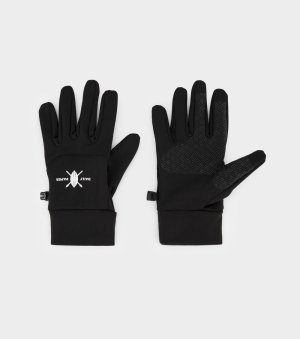 DAILY PAPER LOGO GLOVES