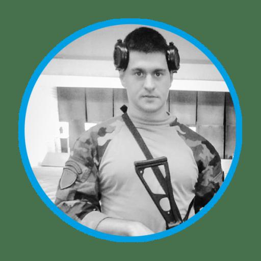 Aleksander Krav Maga Instructor Streetwise Academy Berlin Combat Counterterrorism School