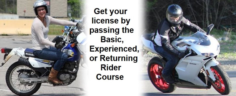 Home Courses For Motorcycle License