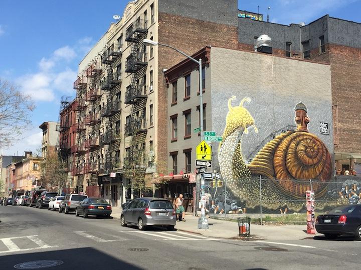 Tour de Contrastes de Nueva York a Pie en español