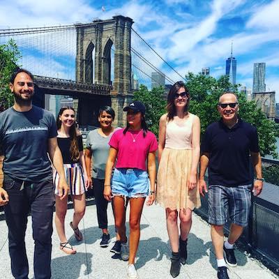 Tour privado de Brooklyn a pie en español