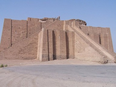 Ziggurat of UR - by Hardnfast 2006