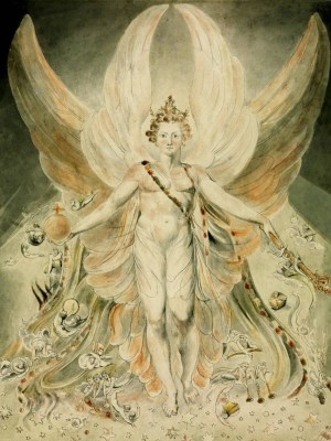 william-blake-satan-glory-cerubim-painting-drawing