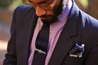 Wearing a Tie Bar | STREET x SPREZZA