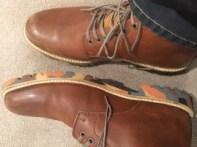 Camo Soled Kicks