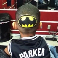 Parker Jersey with Batman Image