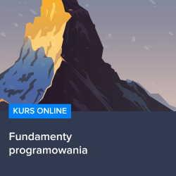 Fundamenty programowania