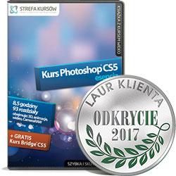 Kurs Adobe Photoshop CS5 esencja - Kurs Adobe Photoshop CS5 - esencja
