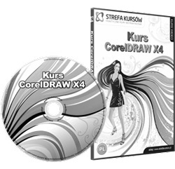 Kurs CorelDRAW X4 - Kurs CorelDRAW X4