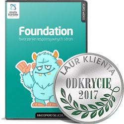 Kurs Foundation tworzenie responsywnych stron - Kurs Foundation - tworzenie responsywnych stron