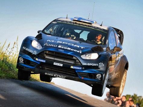 Ford Fiesta RS WRC команды M-Sport