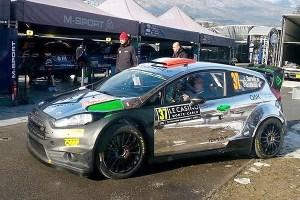 Ралли Монте-Карло 2016 - Лоренцо Бертелли - Форд