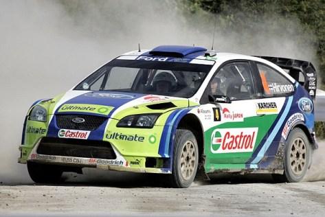 Форд - чемпион мира по ралли 2006