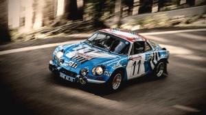 Alpine-Renault A110 1973