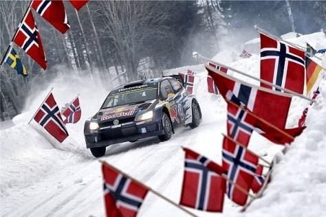 Ралли Швеции 2015 - Д2 - Андреас Миккельсен - Фольксваген