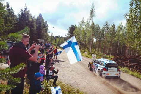 Ралли Финляндии 2015 - Яри-Матти Латвала - Фольксваген