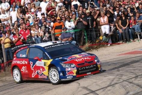 Тур де Корс 2008 - Себастьен Леб - Ситроен