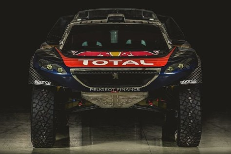 Ралли Дакар 2016 - Peugeot 2008 DKR 16‬