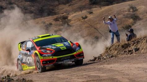 Ралли Мексики 2016 - Мартин Прокоп - Форд