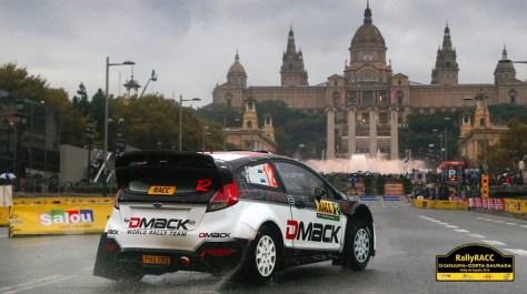 Ралли Испании 2016 - Отт Тянак - Форд