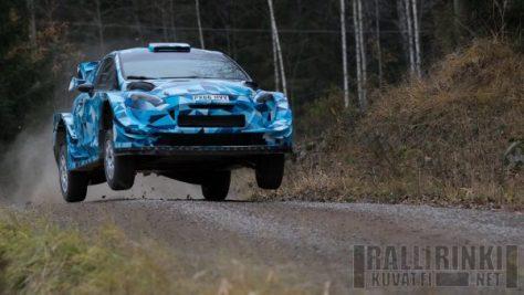 M-Sport Fiesta WRC 2017 20.10.2016