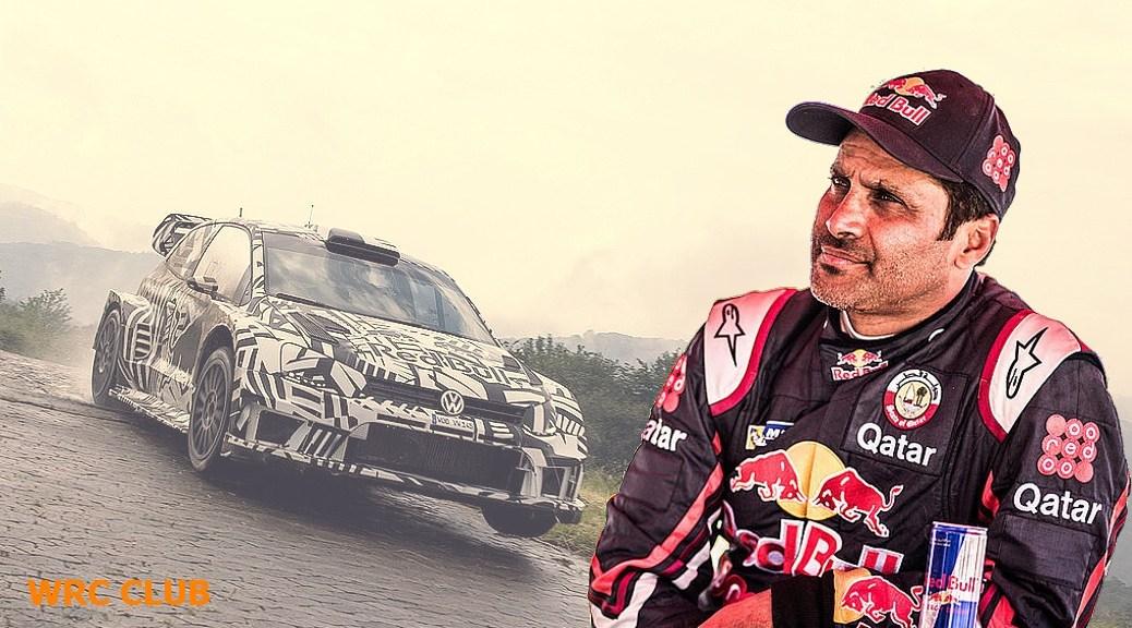 Нассер Аль-Аттия - Volkswagen Polo WRC 2017
