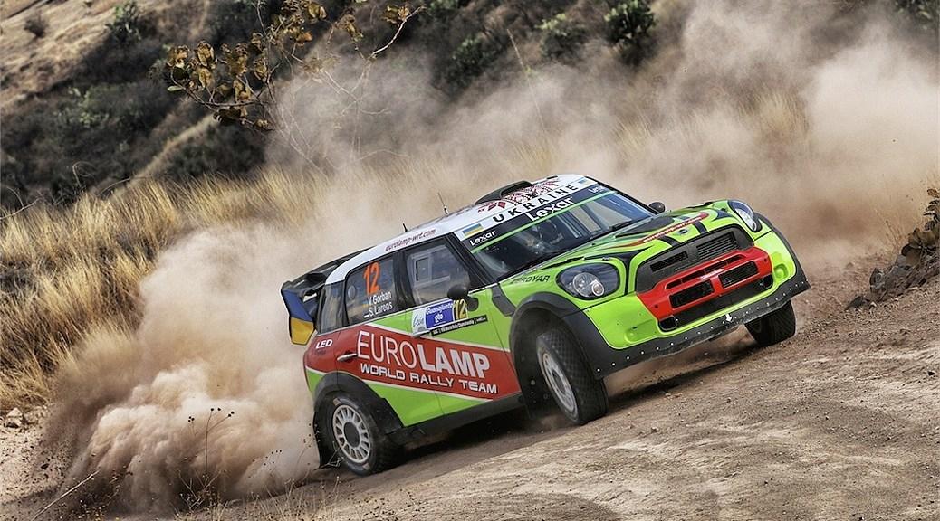 WRC Trophy - Ралли Мексики 2017 - Валерий Горбань - МИНИ