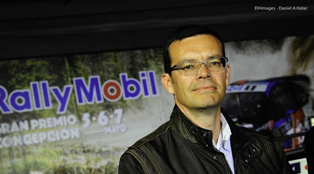 Исполнительный директор промоутера WRC Оливер Цисла