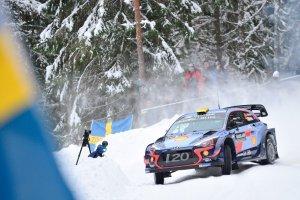 Ралли Швеции 2018 - Андреас Миккельсен - Хёндэ