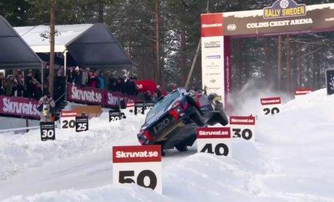 Ралли Швеции 2018 - Тьерри Невилль - Хёндэ